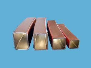 China square copper mould tube on sale made in china  for export with low price and high quality  on buck sale on sale