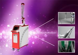 China 2000mj Home Skin Rejuvenation Equipment , Q Switch tattoo removal laser machines on sale