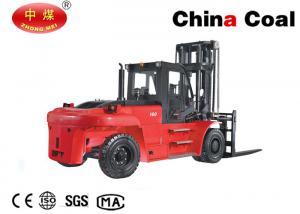 China Modern Logistics Equipment 16 Ton Counter Balance Diesel Forklift for Cargo Transport on sale