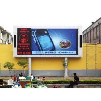 Lightweight Outdoor Advertising Video Display IP68 Aluminum Module