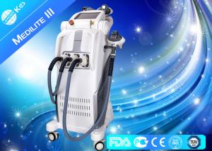 China 10.4 TFT Touch Screen SHR Hair Removal Device Home Facelift Machine on sale