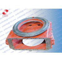 China TLR Gas Outlet Casing, Gas Inlet / Exhaust Casing For Marine Turbocharger Parts on sale