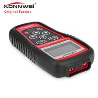 China Obd II Obd Connector Launch Car Code Reader KONNWEI KW808 For 12V OBD2 Cars on sale