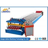 Factory directly supply Color Steel Glazed Tile Roll Forming Machine CNC Control Automatic 2018 new type