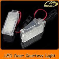 China [H02013] LED Door Courtesy Lamp Interior Light Bulb for SKODA Superb Octavia Fabia Yeti Rapid Roomster on sale