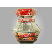 Entertainment Venues Coin Pusher Machine 6 Players With Wooden Board