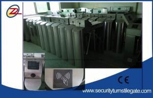 China Intelligent tripod Turnstile Gate barcode reader Subway Entry Systems board on sale