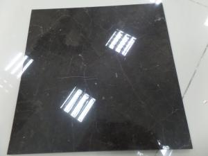 China China Marble Dark Emperador Marble Tile Polished Marble Flooring Tile on sale