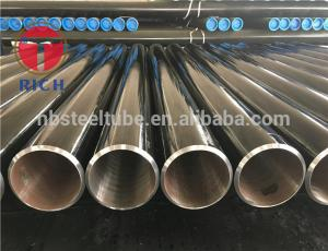 China Din En 10297 Seamless Steel Tube Mechanical With Black Painted Surface on sale