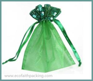 China common package organza bag, organza jewelry bag, organza gift bag on sale