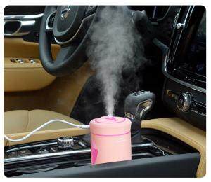 China USB Ultrasonic Air Humidifier Mini Size For Home Car / Reception Center on sale