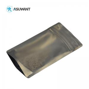 China ASTM VMPET Zipper Stand Up Pouch Laminated Mylar Zip Lock Bags on sale