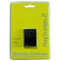 PS2 8M memory card