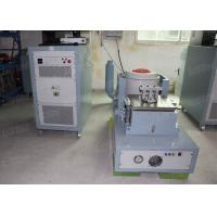 3KN Electromagnetic Vibration Testing Machine Small Sine Force  With 400*400mm Table