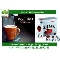 100% Pure Natural Slimming Coffee , Meal Replacement Herbal Slimming Coffee Diet