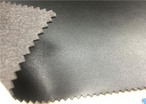 China Durable Synthetic Leather Fabric , Artificial Leather Material For Sport Shoes on sale