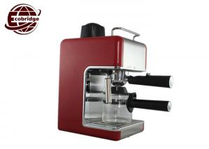 China Glass Jug Home Espresso Machine , 3.5 Bar Steam Cappuccino Espresso Coffee Machine on sale