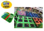 Professional Indoor Jump Trampoline Park For Kids Over 5 Years Old