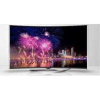 Backlight Curved Screen TV  , 4K Curved UHD TV High Definition A Grade Panel