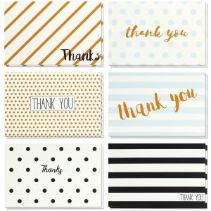 China Blank Note Thanks Greeting Card / Personalized Greeting Cards Colorful Design on sale