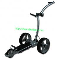 China 2014 Germany Design Electric Golf Trolley with water-proof battery tray golf cart on sale