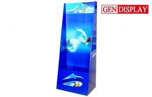 China Custom Corrugated Cardboard Display Stand For Energy Drinks on sale