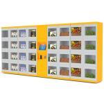 Máquina expendedora del equipo de seguridad, soluciones electrónicas de la máquina expendedora de los sistemas del armario