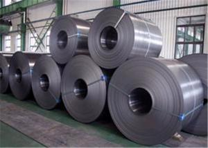 China Hot dipped Galvanised Cold Rolled Steel Coil Matte Finish Surface on sale