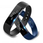 Smart Bracelet Fitness Tracker Watch Alarm Clock Step Counter Smart Wristband Band Sport Sleep Monitor Smartband