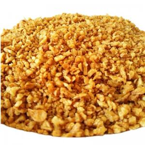 China small healthy Palm oil Fresh Fried Garlic Granules on sale