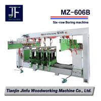 MZ-606B Six-row wood boring machine,wood drill machine, woodworking machinery manufacturer