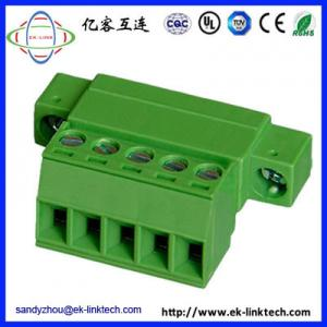 China F72-1-3.81 with Flange Screw Head for Pluggable Terminal Blocks Connector on sale