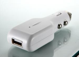 China Dual usb port 2.1a car charger for smartphone on sale