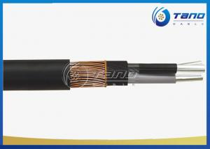 China PVC Insulated Annealed Copper Cable Solid Wire PE Jacket IEC Standard on sale