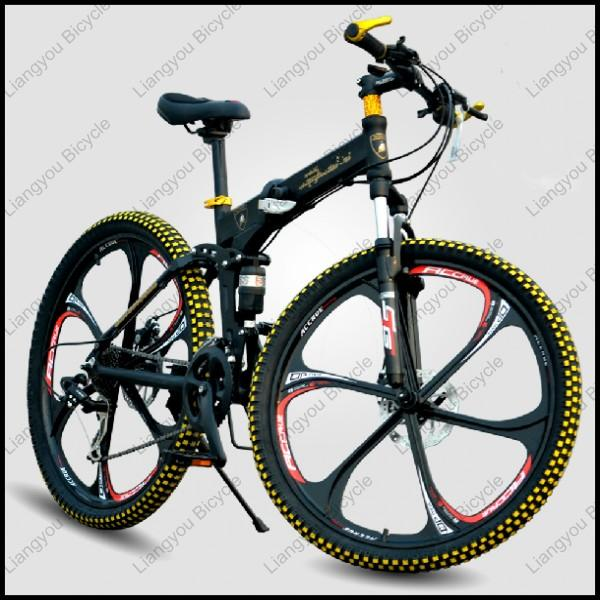 26 Aluminum alloy frame mountain bike bicycle best specification OEM ...
