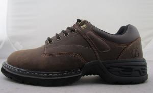 China SM7002 Slip Resistant Leather Working Shoes Kitchen Safety Shoes on sale