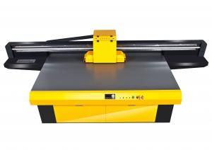 China Flatbed UV Printing Machine with Epson DX5/DX7 Printing Head on sale