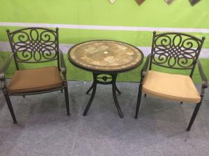 China patio cast aluminum furniture-4031 on sale