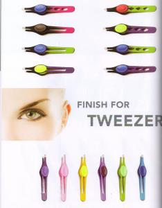 China tweezer,nail clipper,manicure tools on sale