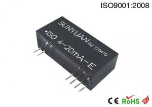 China Two Wire Active Load 4-20ma Isolator , GND Circulation Signal Isolation Regulator on sale