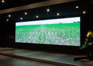 China 4mm Pixel Pitch RGBLED Video Wall Concert Video Screens No Granular Spots / Mosiac on sale