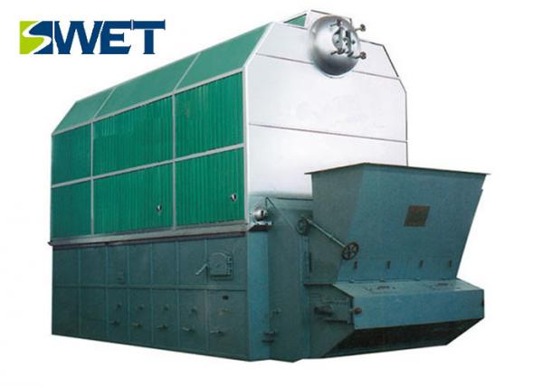 Automatic SZL Series Chain Grate Steam Boiler 1.6MPa Working ...