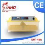 China Full Automatic Egg-Turning Mini Egg Incubators for sale EW-48 (48 Eggs ) wholesale