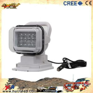 China 50w cree led wireless remote control search light on sale