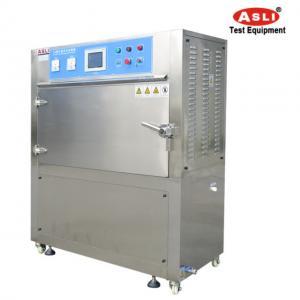 China ASTM Ultraviolet Weather Resistance UV Plastic Aging Test Chamber For UV Degradation Test on sale