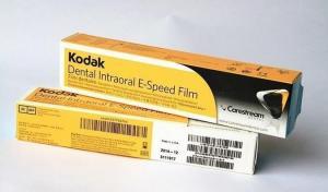 China Original Kodak Dental X-ray Film E-Speed on sale