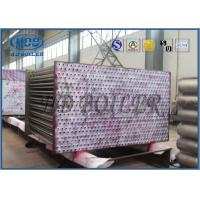 China Tubular Type Low Low Temperature Economizer Flue Gas Cooler Titanium Steel High Corrosion Resistance on sale