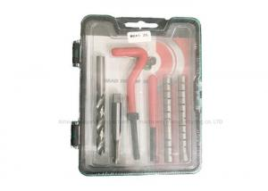 China Corrosion Resistant Inner Thread Repair Insert Kit With St Wrench on sale
