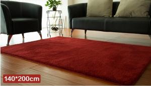 China Ultra Soft Thicked Indoor Morden Shaggy Area Rugs Pads for Children Play and Women Yoga on sale