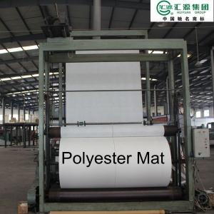 China Nonwoven Polyester mat for SBS/APP waterproof membrane on sale